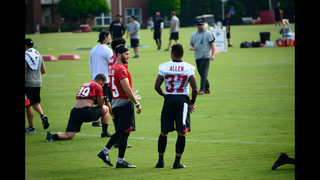 PHOTOS: Falcons open up training camp as defending NFC Champs