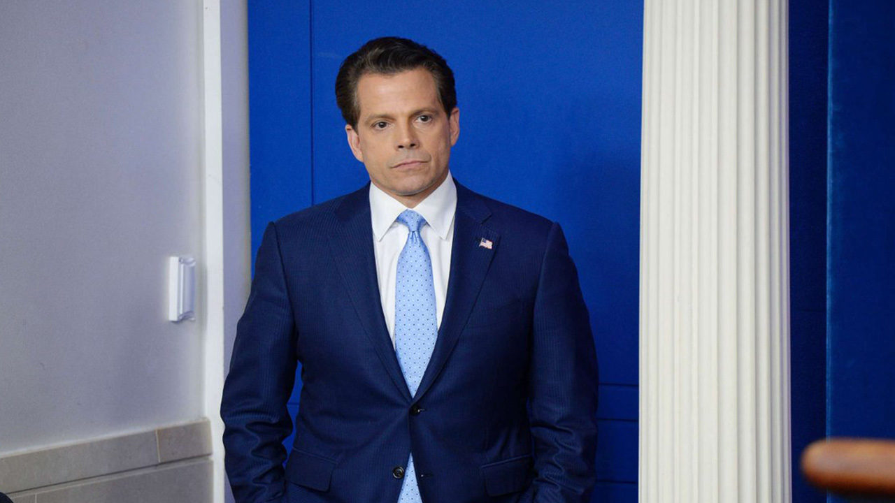 ANTHONY SCARAMUCCI Anthony Scaramucci Out As White House - Us zip code white house