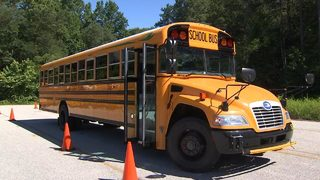 This may look like an ordinary school bus, but it