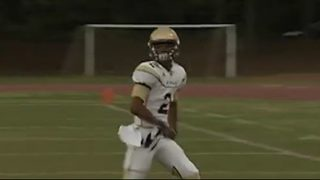 Nicholas Ruffin (St. Pius X): 2013 Athlete of the Year