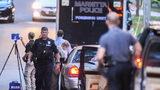 Marietta forensic  team works home invasion scene