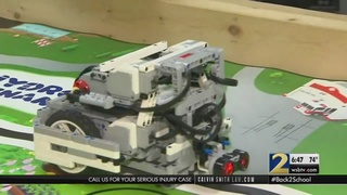 Robotics class expands to more Gwinnett County students