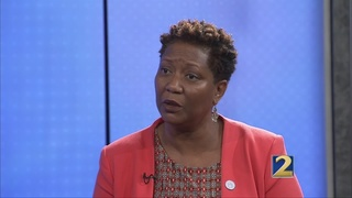 Georgia Child Support Services Director is One On One with Jocelyn Dorsey