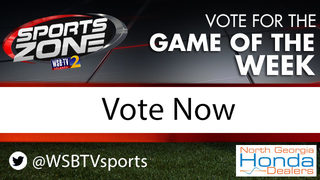 Game of the Week: Which game should WSB-TV cover?