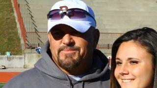 Daughter of beloved coach returns to school after deadly crash