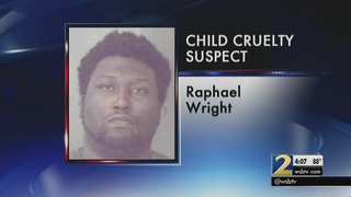 DeKalb County man accused of severely beating, threatening to kill child