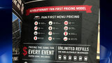 The Atlanta Falcons will have the lowes concession prices in professional sports!