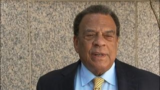 Andrew Young, other civil rights leaders to endorse mayor, speak about…