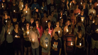 Candlelight vigil marches through Charlottesville