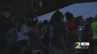 Eclipse watchers say event was
