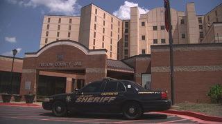 Whistleblower says Fulton County jail food vendor misusing inmates
