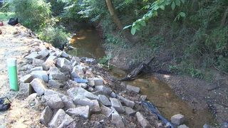 Nearly 4 million gallons of raw sewage spilled into Nancy Creek