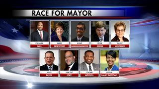 Here are all of the people running for Atlanta mayor