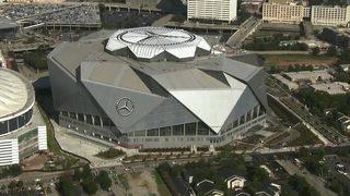 Mercedes-Benz Stadium fixing problems before next game