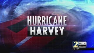 Hurricane Harvey to bring catastrophic rain to Texas
