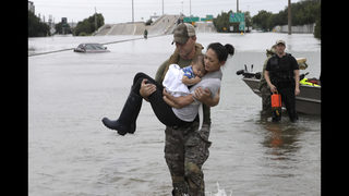 Nearly two dozen Texas counties declared federal disaster
