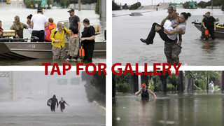 Harvey Flooding Gallery