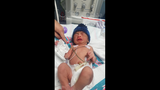 Newborn is doing OK after being found in gym back in Chamblee