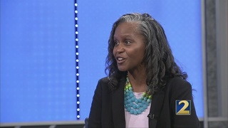 Leading Age Georgia Senior Vice President is One on One with Jocelyn Dorsey