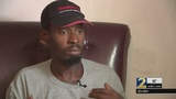 Man says officer ran him over with car after mistaking him for suspect