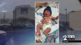 """Police say more than 100 people offering to adopt """"miracle baby"""""""