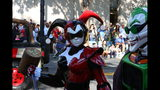 The parade included all kinds of Dragon Con attendees dressed up for the big affair. (Photos by Nelson Hicks)