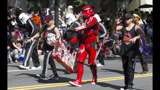 Record breaking year at Dragon Con in 2017