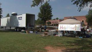 Stockbridge church donates necessity items to Harvey victims