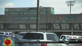 Parents upset HS football team traveling to south Georgia for game