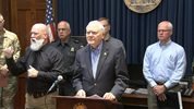 Gov. Nathan Deal provides updates after Irma hits Georgia