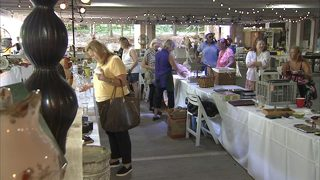 Forward Arts Foundation hosts flea market