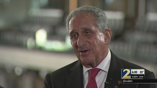 Arthur Blank reflects on