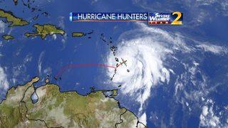 Hurricane Maria strengthens to Category 5 storm