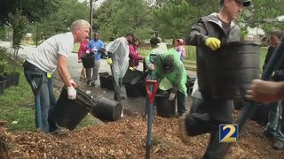 Hands on Atlanta Day to tackle 50 community projects