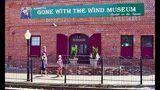 An outside view of the Marietta Gone With the Wind Museum.