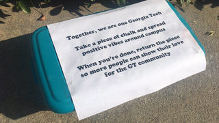 Georgia Tech student launches fundraiser to aid campus cops