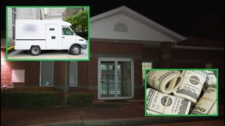 Thief steals nearly $2 million from courier van