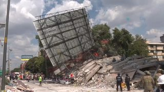 More than 200 killed as 7.1 magnitude earthquake hits in Mexico