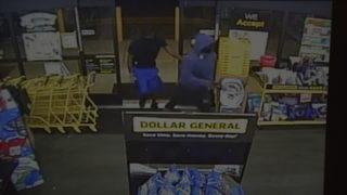 Masked men rob Dollar General at gunpoint