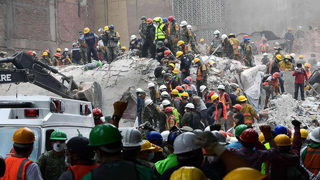 The Latest: New quake causes alarm in shaken Mexico
