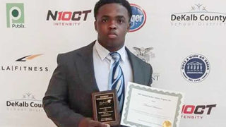 DeKalb County student athlete shot, killed at college party