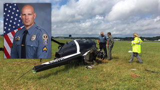 Survivor of Gwinnett police helicopter crash now paralyzed