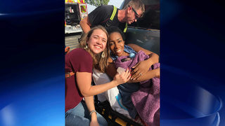 Atlanta nurse delivers baby outside Target store