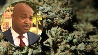 Atlanta councilman wants dramatically reduced punishments for marijuana