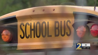 Parents upset after they say school neglected to notify them of bus wreck