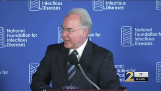 HHS Sec. Tom Price resigns amid travel controversy