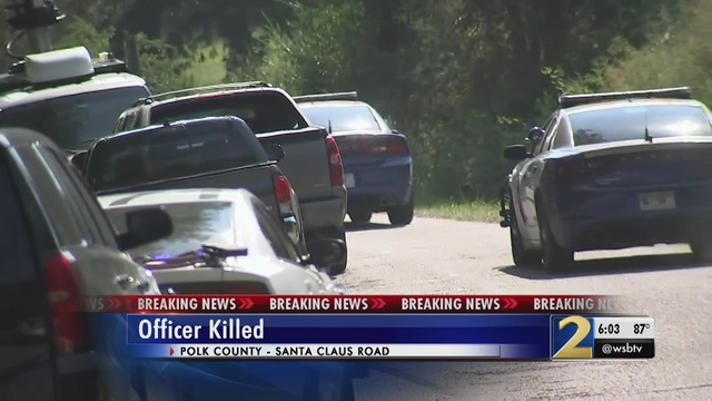 GEORGIA OFFICERS SHOT: Suspect in custody after two Polk County