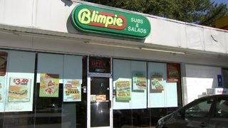 Blimpie in DeKalb County reinspected after failing with a 66 score