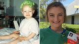 Childhood cancer survivor returns to Atlanta hospital as nurse more than 20 years later.