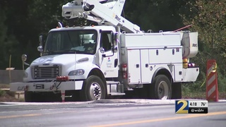 Gas leak sends 1 to hospital, forces evacuations